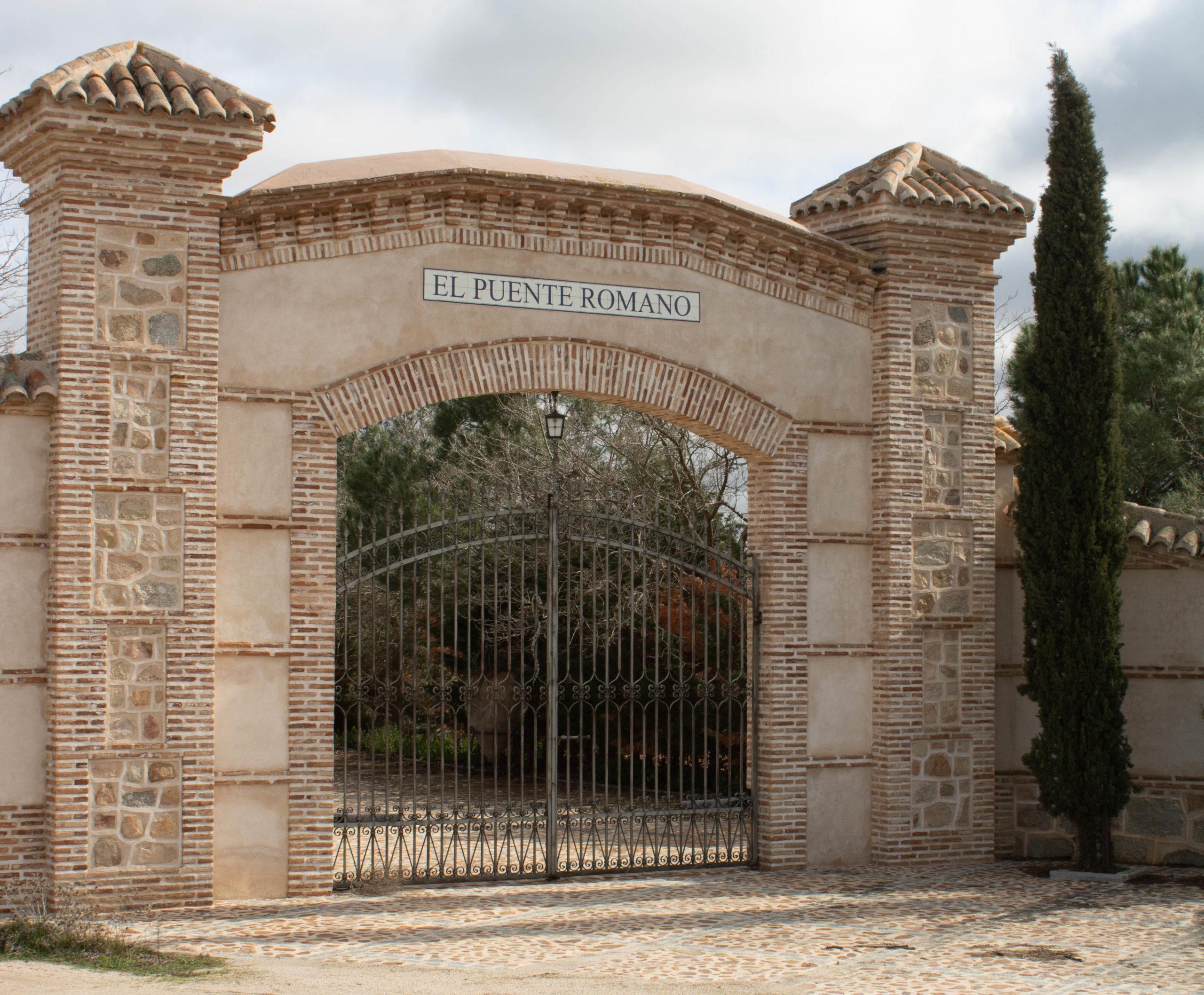 finca rural puente romano